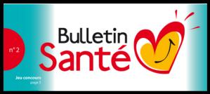 Bulletin santé 2